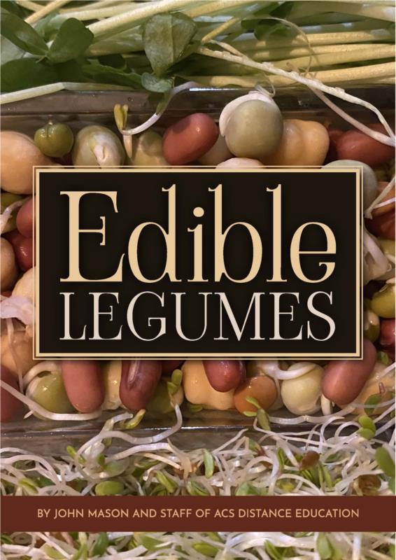 Edible Legumes- PDF ebook