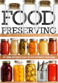 Food Preserving- PDF Ebook