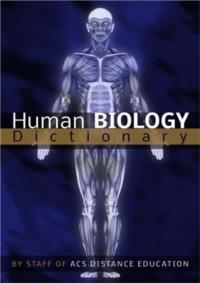 Human Biology Dictionary- PDF ebook