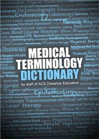 Medical Terminology Dictionary ebook