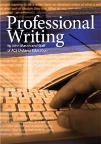 Professional Writing - ebook