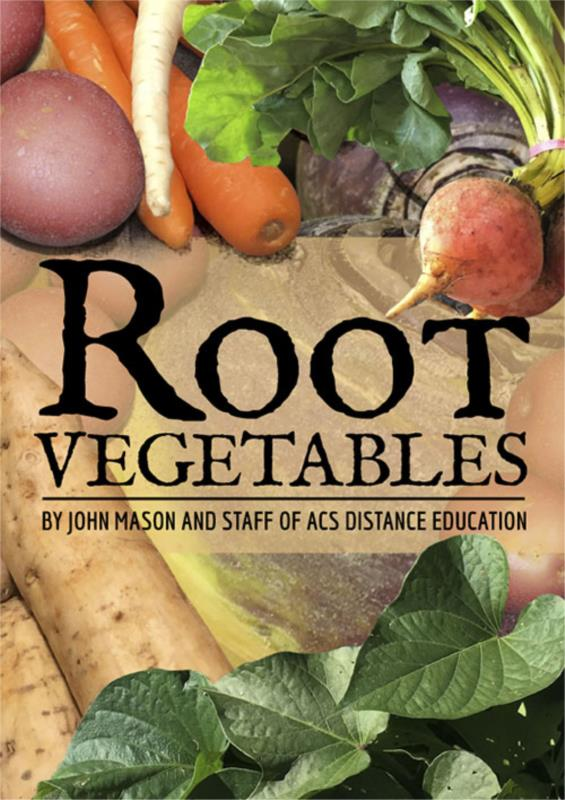 Root Vegetables ebook