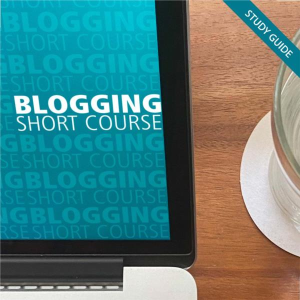 Short Course- Blogging
