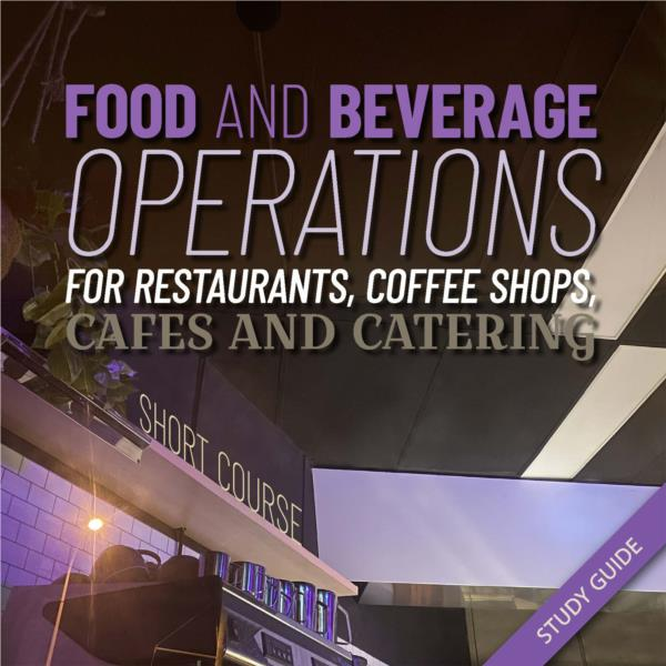 Short Course- Food and Beverage Operations
