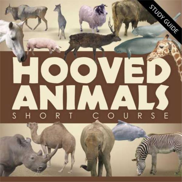 Short Course- Hooved Animals